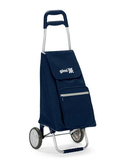 Carrinho De Compras Argo Azul