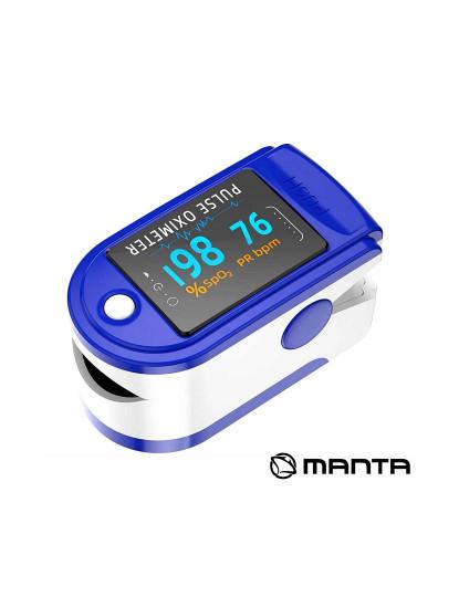Oxímetro Portátil c/ Visor LCD