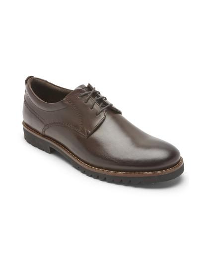 Sapatos Rockport Marshall Pt Oxford Java, até 2020 03 11