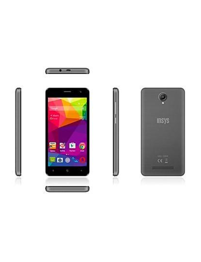 Smartphone INSYS 5 (DD6-M505) - Cinzento - NOVO