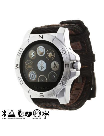 Smartwatch Outdoor (Gx-Bw100) - Prateado