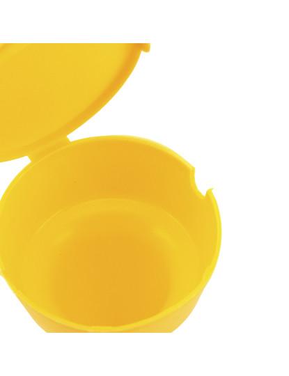 Cinzeiro Praia Amarelo
