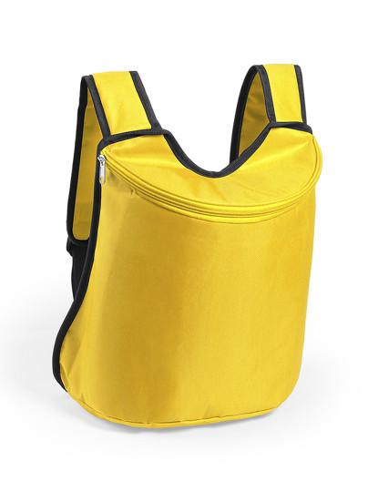 Mochila Refrigeradora Polys Amarelo
