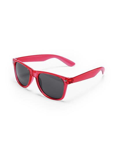 Óculos De Sol Musin Vermelho