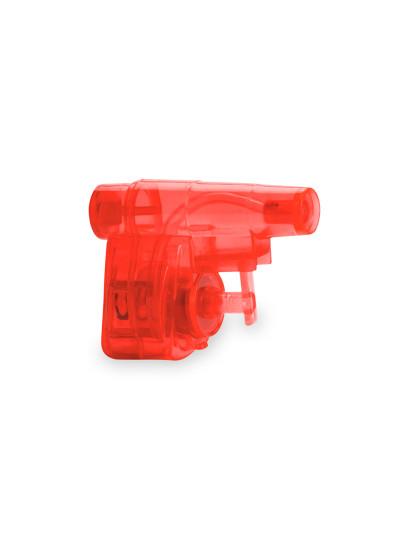 Pistola Agua Bonney Vermelho
