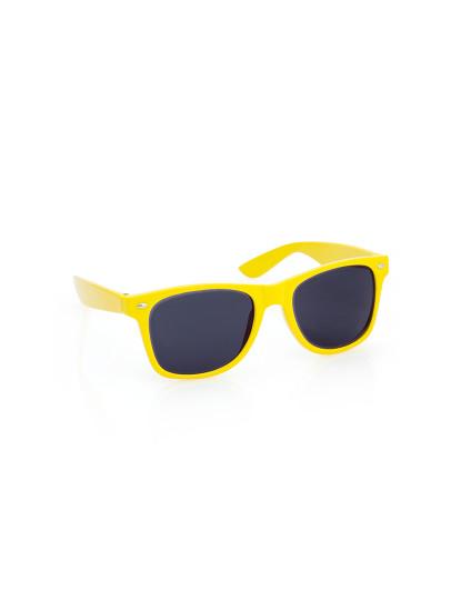 Óculos De Sol Xaloc Amarelo