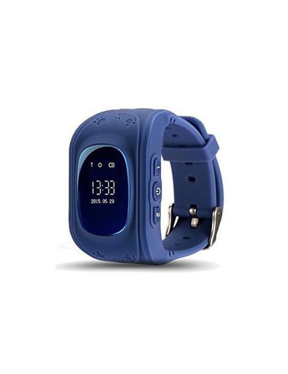 Bundle Localizador GPS Infantil Insys + Mala e Cartão Telefónico cor Azul