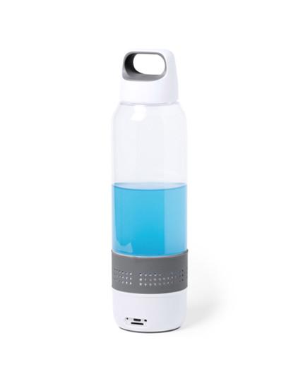 Garrafa com Coluna Bluetooth 3W 500ml
