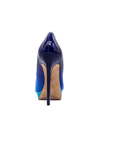 Sapatos salto Alto Jessica Simpson Venisse Azul