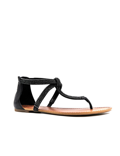 Sandálias rasas Jessica Simpson Garreth Preto