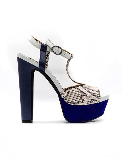 Sandálias salto alto Jessica Simpson Kadi 6 Nuvem Azul Royal