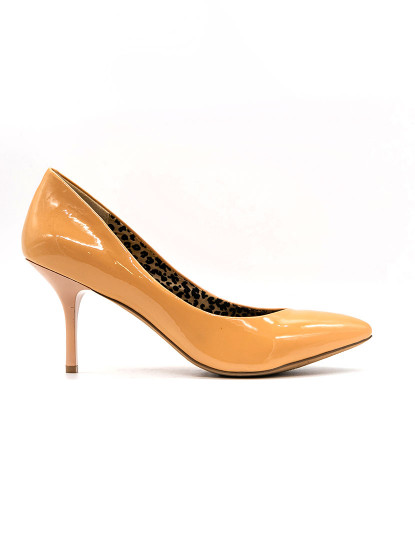 Sapatos salto alto Jessica Simpson Neonas 6 Areia