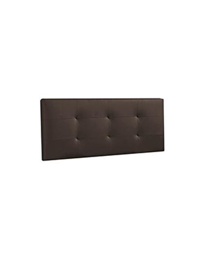 Cabeceira de cama Línea Chocolate 150X60