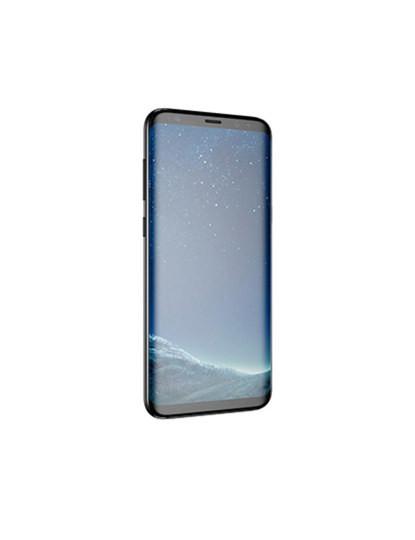 SAMSUNG Galaxy S8 Recondicionado 5.8 4 GB - 64 GB Preto GRAU A+ Acessórios incluídos!