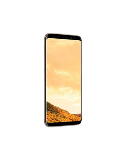 SAMSUNG Galaxy S8 Recondicionado 5.8 4 GB - 64 GB Dourado GRAU A+ Acessórios incluídos!