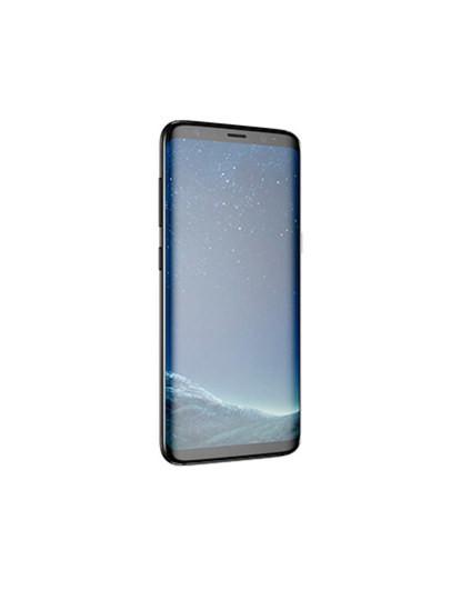 SAMSUNG Galaxy S8+ Recondicionado 6.2 4 GB - 64 GB Preto GRAU A+ Acessórios incluídos!