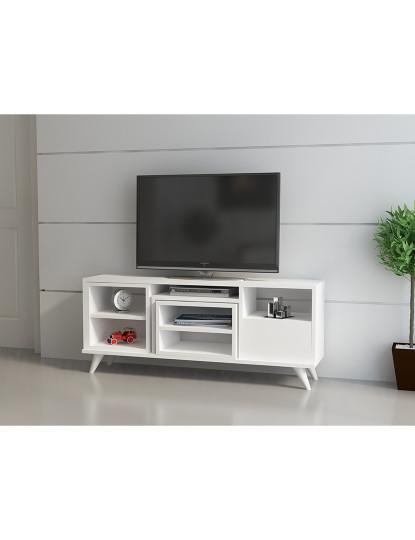 Móvel de tv  Selin Branco