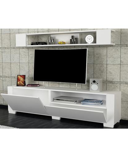 Móvel de tv  Arya Branco