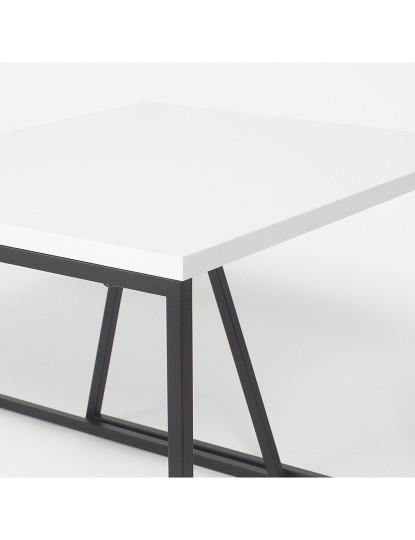Mesa de centro  Pal Orta Sehpa Branco