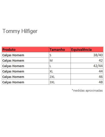 Calças Tommy Hilfiger Bege