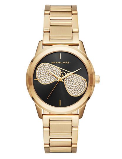 Relógio Michael Kors Hartman Dourado