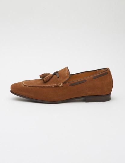 Sapatos de Homem Sacoor Brothers Camel, até 2019 03 03