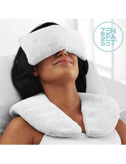 Conjunto Zen Spa Almofadinhas De Relaxamento
