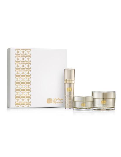 Kedma Conjunto Rosto Collagen Signature 120gr+50ml+50gr+30gr
