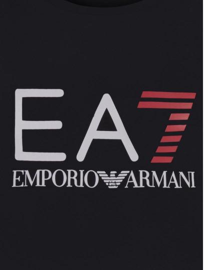 T-shirts Armani Homem Preto/Vermelho, Branco