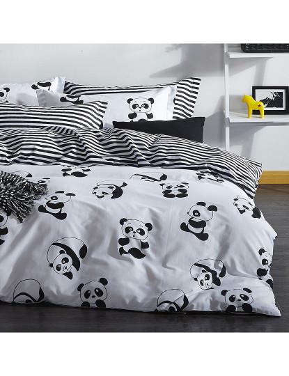 Capa de Edredão King Panda
