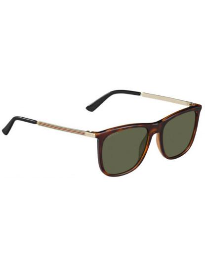 Óculos de Sol GUCCI Dourado, até 2016-04-13 df219c1173