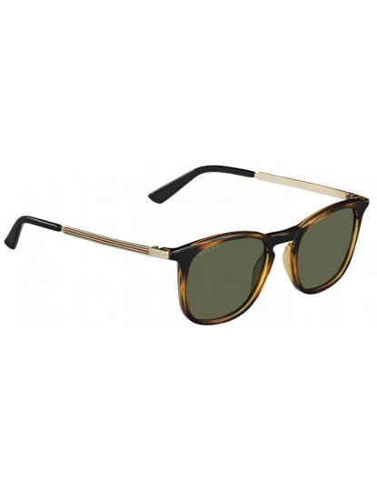 Óculos de Sol GUCCI Havana Dourado, até 2016-04-13 4ccb4478c5