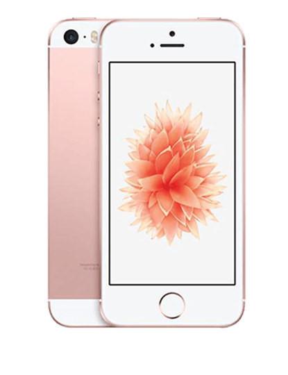 Apple iPhone SE 16 GB Rose Gold Grau A