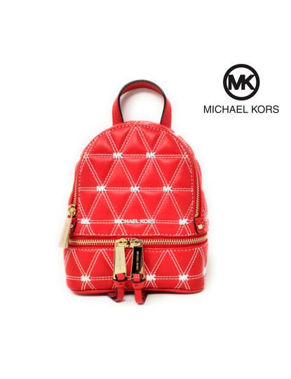 Mala Michael Kors Mini Bright Vermelho