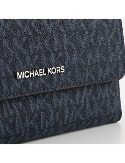 Carteira Michael Kors Azul