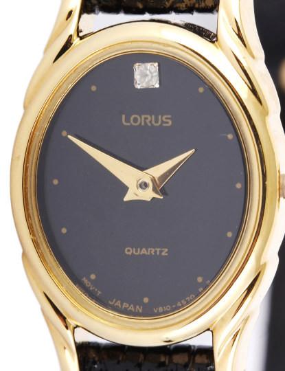Relógio Lorus Preto