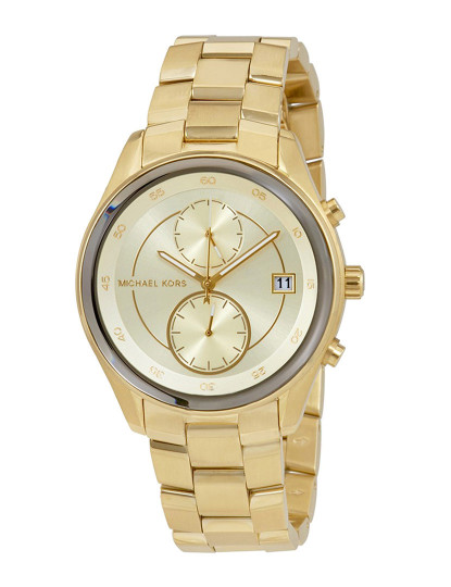 Relógio Michael Kors Dourado Senhora