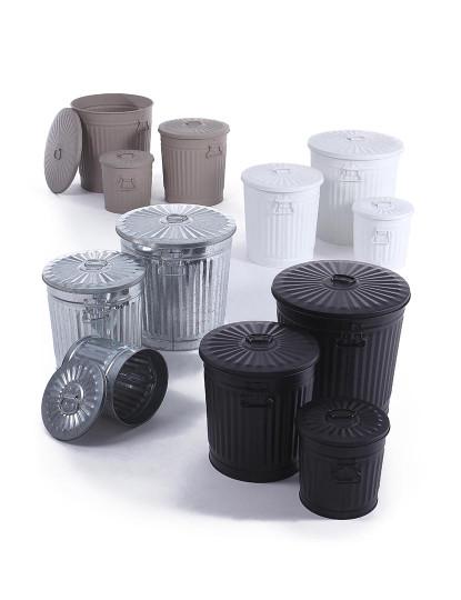 Conj. 8 Caixotes do Lixo