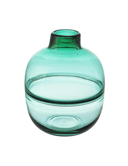 Vaso Illusion Azul H25