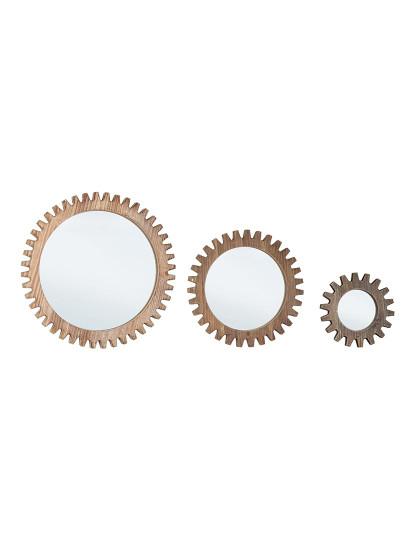 Set3 Espelhos C-Mar Oralie