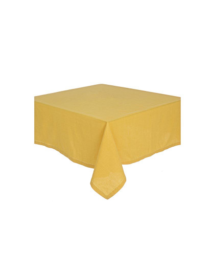 Toalha De Mesa Debby Amarelo