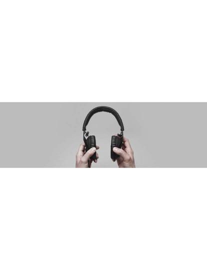 Auscultadores Over-Ear Marshall Monitor Preto