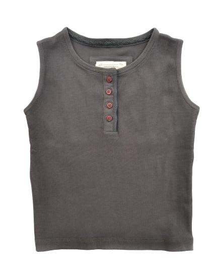 T-Shirt Casual Throttleman Rapariga Cinza