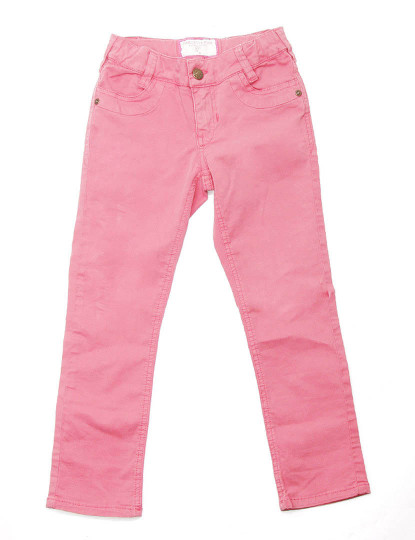 Calças Skinny Fit Jeans Throttleman Rapariga Rosa