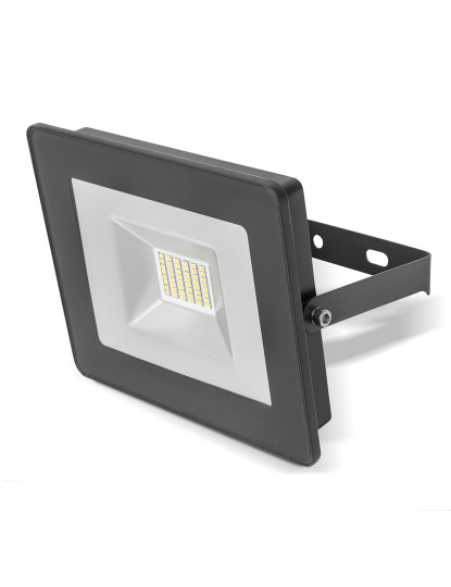 Projetor LED Outdoor - série MAX 30w 6500k profissional Cool White - Impermeável Ultra-Resistente