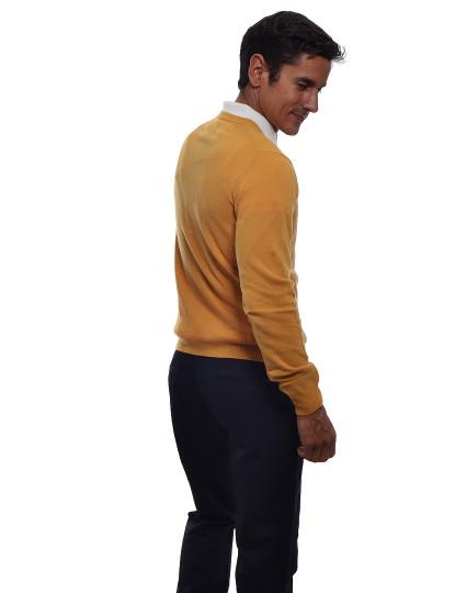 Casaco Malha Homem Sacoor Amarelo , até 2019 09 01