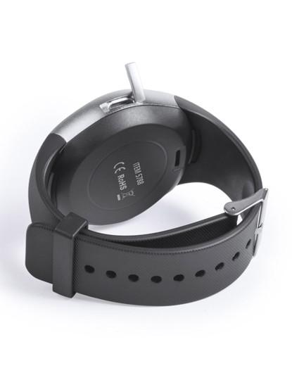 Smartwatch Bluetooth com Câmara Integrada Preto