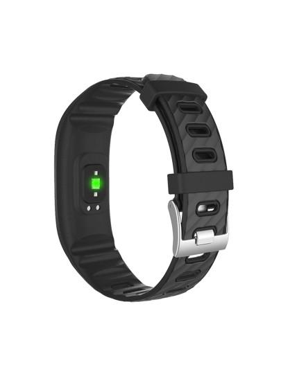 Smartband Fitness Preto