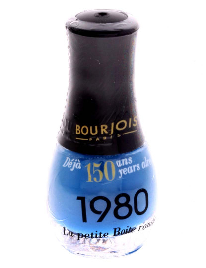 Bourjois Mini 150 Ans 1980 Boite Ronde