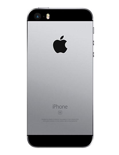 Apple iPhone SE 16 GB Space Gray GRAU A